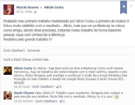 22 - Sarah Chaves + Márcio Soares  (RJ) 17 05 2013