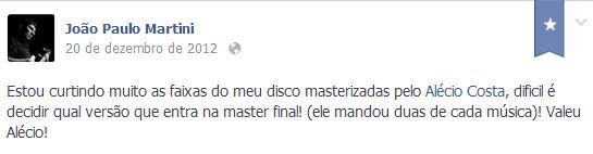 27  - João Martini (SP) 20 12 2012